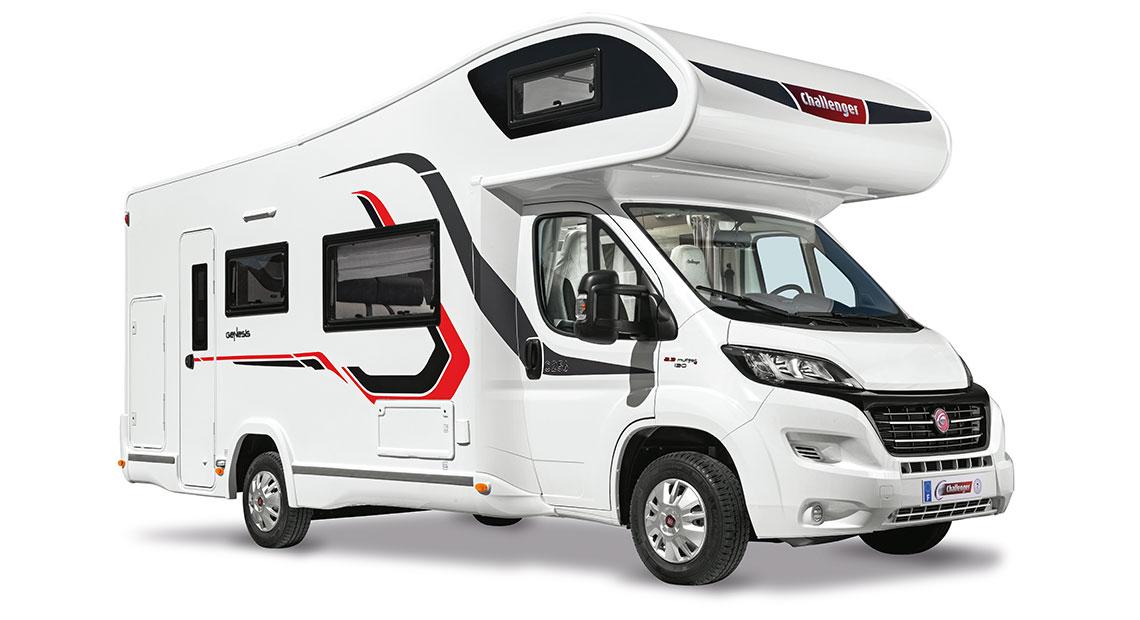 Camping-car Capucine Familiale