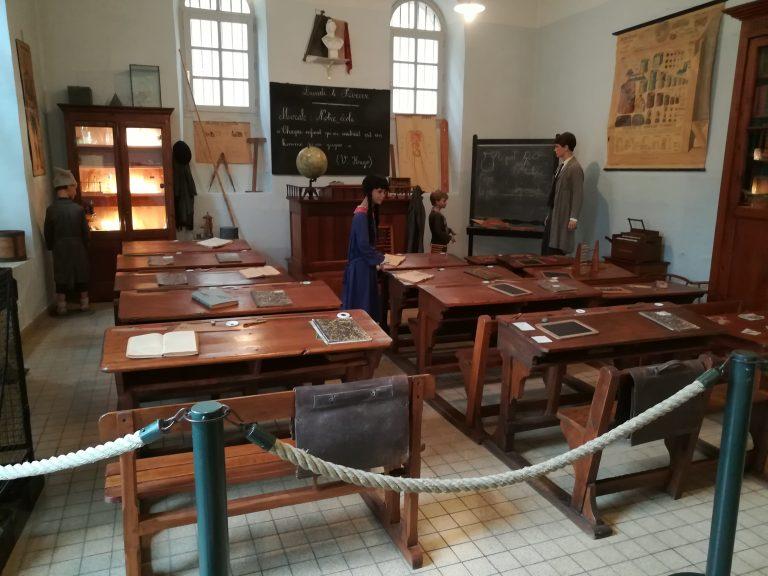 Le musée de l'école de Carcassonne