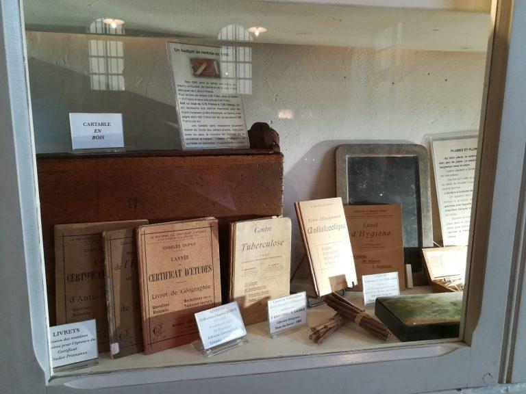 Livrets du musée de l'école à Carcassonne