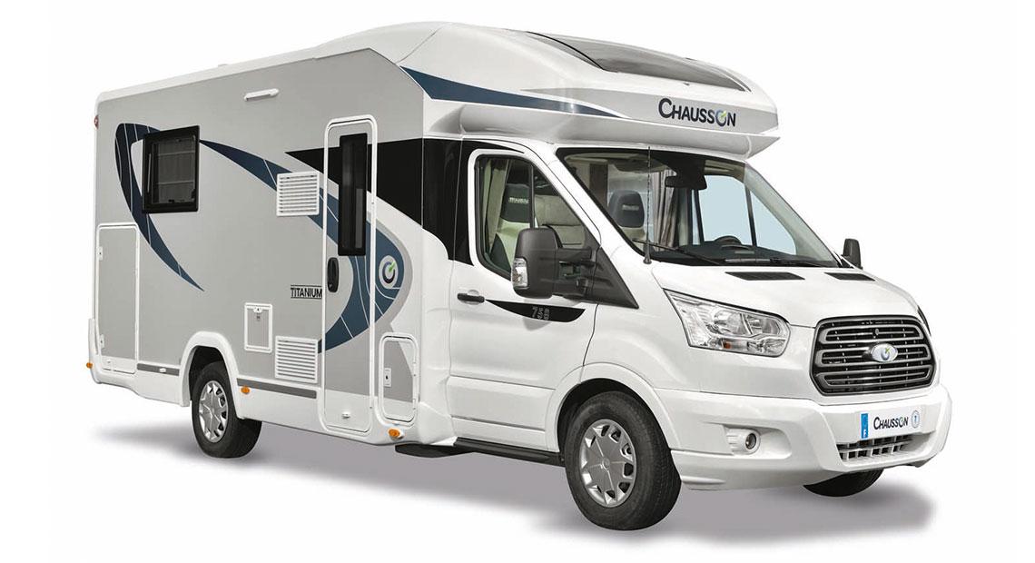 Camping-car Profilé Automatique
