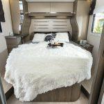 chambre indépendante avec lit 160cm