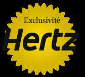 Exclusivité Hertz Trois Soleils