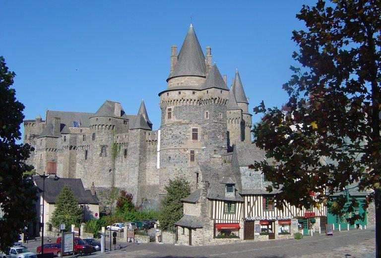 Château de Vitré, Ille et Vilaine