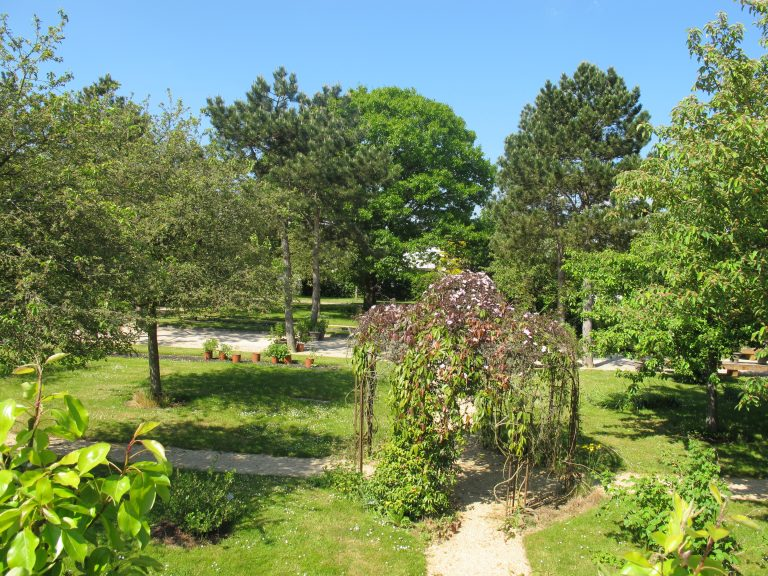 La Gacilly, jardin botanique Yves Rocher