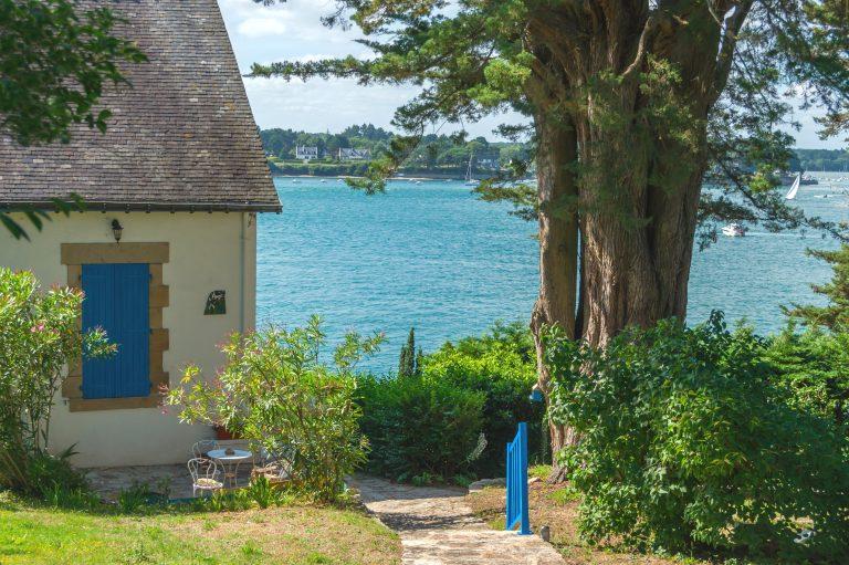 Maison, Golfe du Morbihan, France