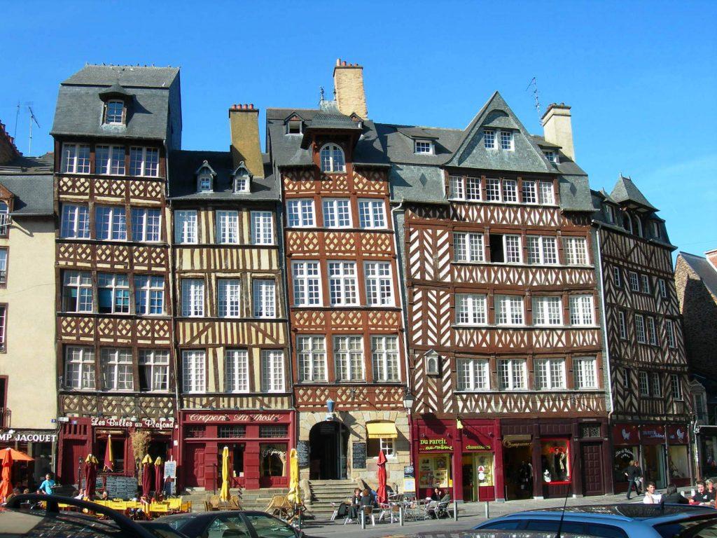 Rennes, place Jacquet