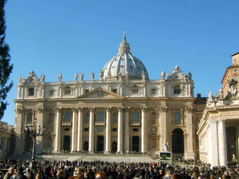 Basilique-Saint-Pierre-Vatican
