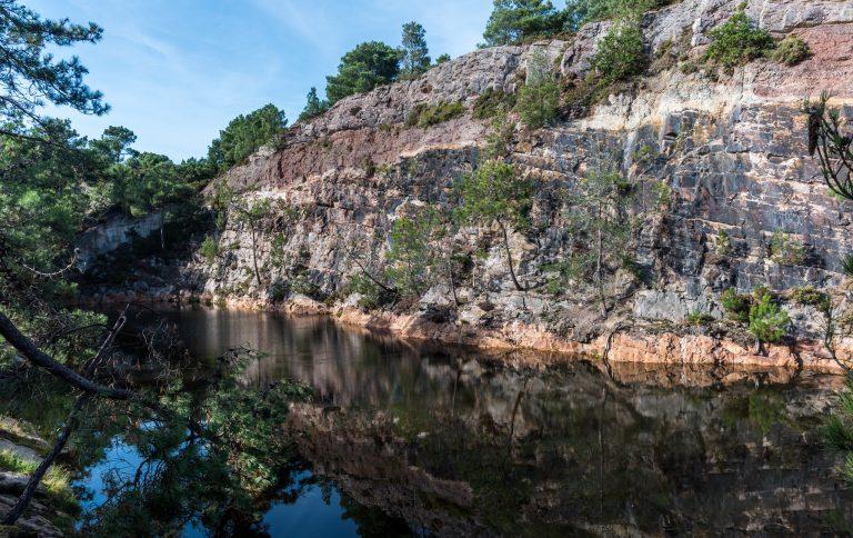 Lacs bleus, Erquy