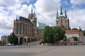 cathédrale d'Erfurt