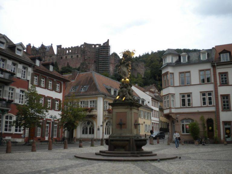 fontaine d'Heidelberg