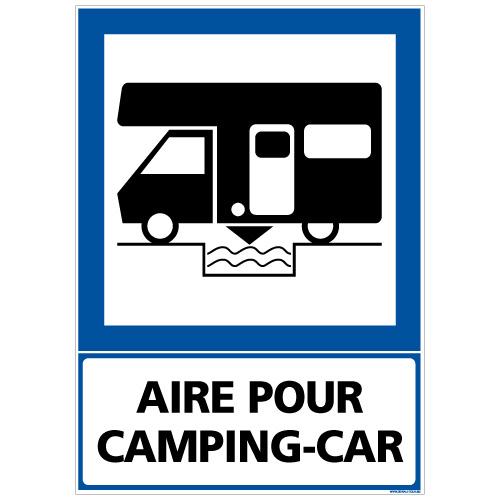panneau aire camping-car