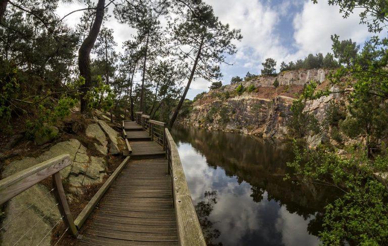 Sentier des Lacs Bleus, Erquy