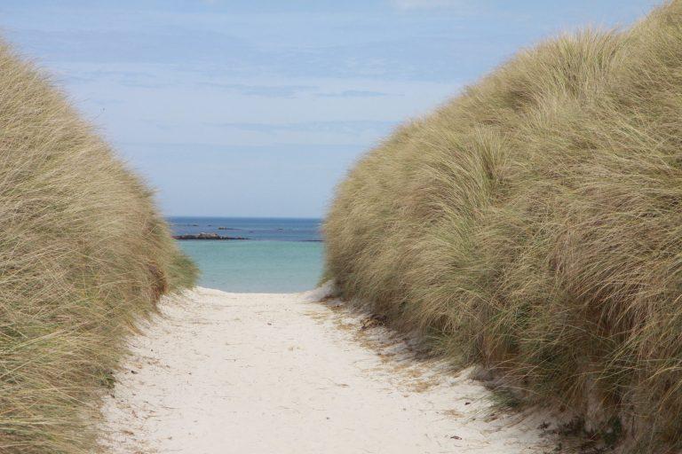 Les Dunes de Keremma, nord Finistère