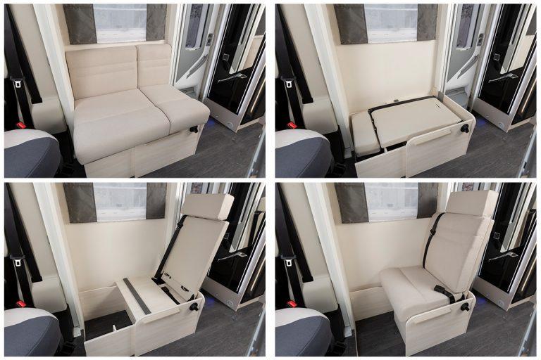 Smart lounge profilé confort X