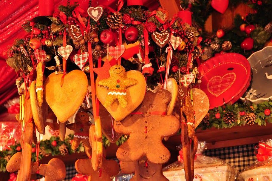 Alsace : les marchés de Noel en camping-car