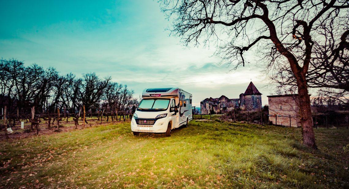 Hivernage du camping-car