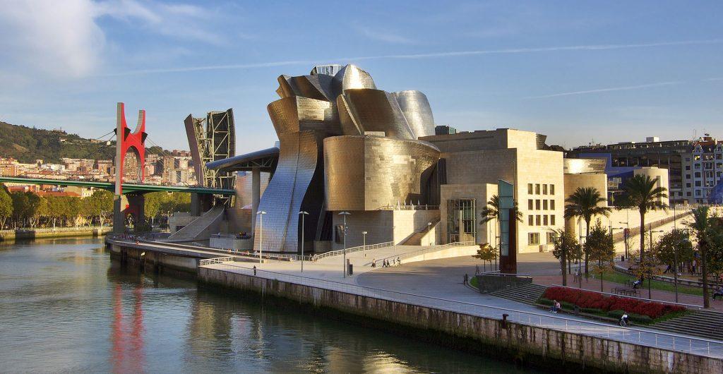 Le musée Giggenheim de Bilbao