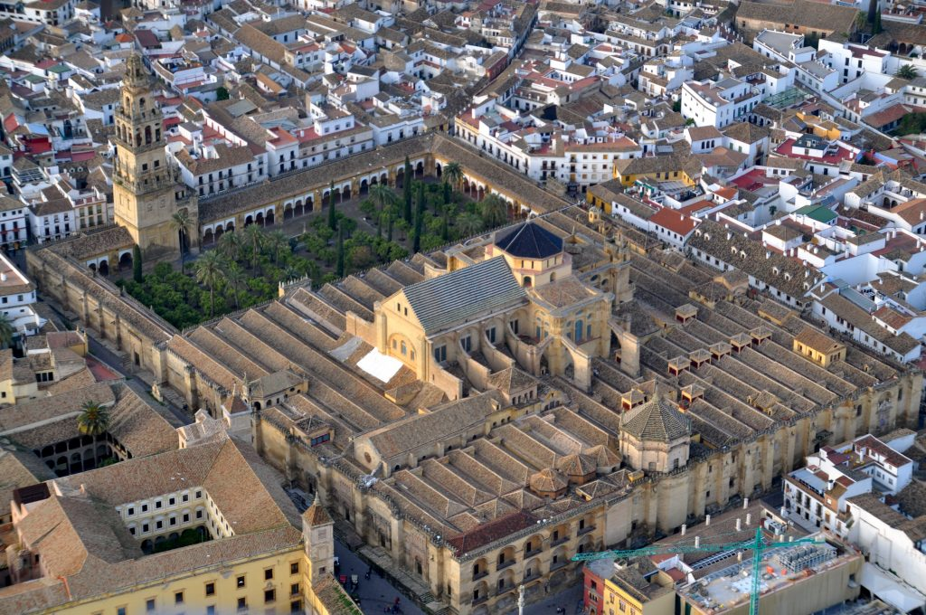 La Mezquita de Córdoba : mosquée-cathédrale de Cordoue