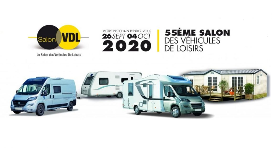 Salon du camping-car 2020 le Bourget, VDL