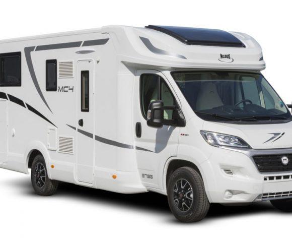 Camping-car profilé boite automatique 2020 Mc Louis MC4 379 auto