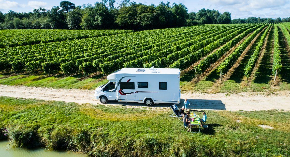 premières vacances en camping car