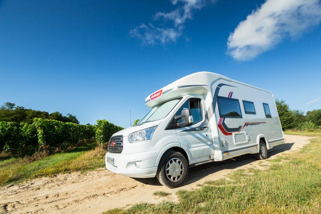 premier voyage en camping car