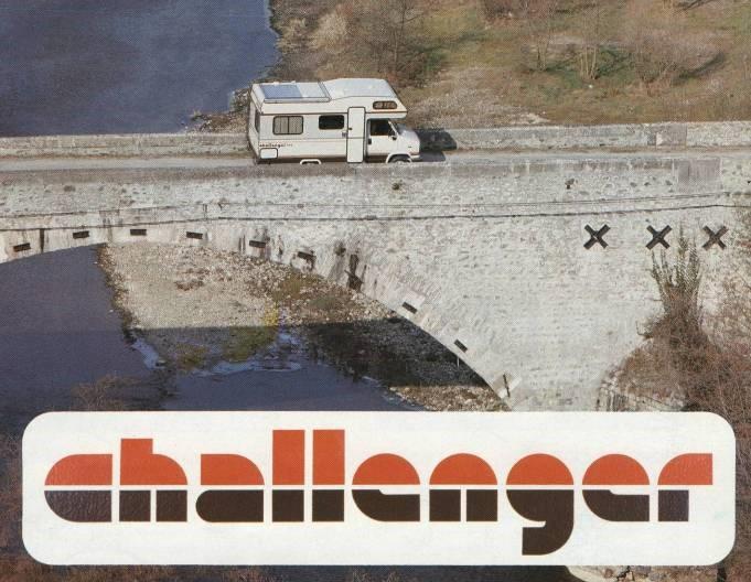 Tout premier Challenger en 1985