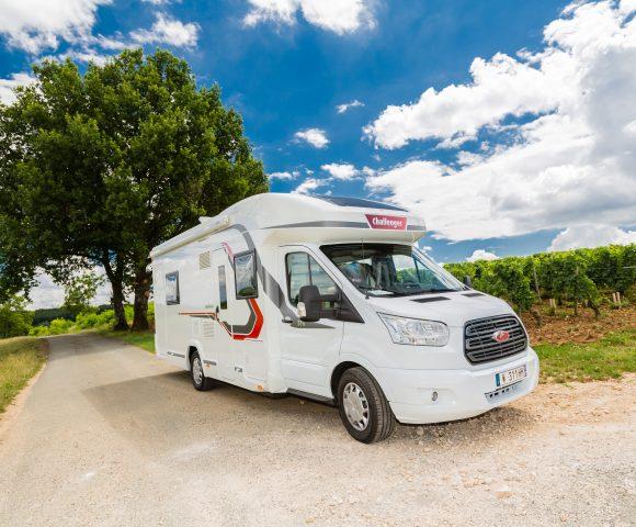 La France en camping-car