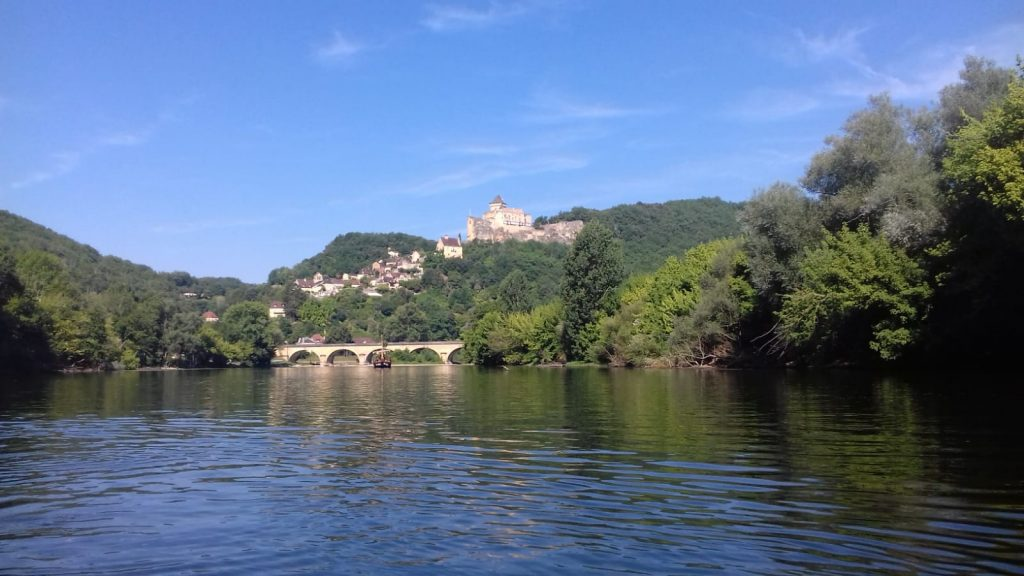 La Dordogne en camping-car : Castelnaud