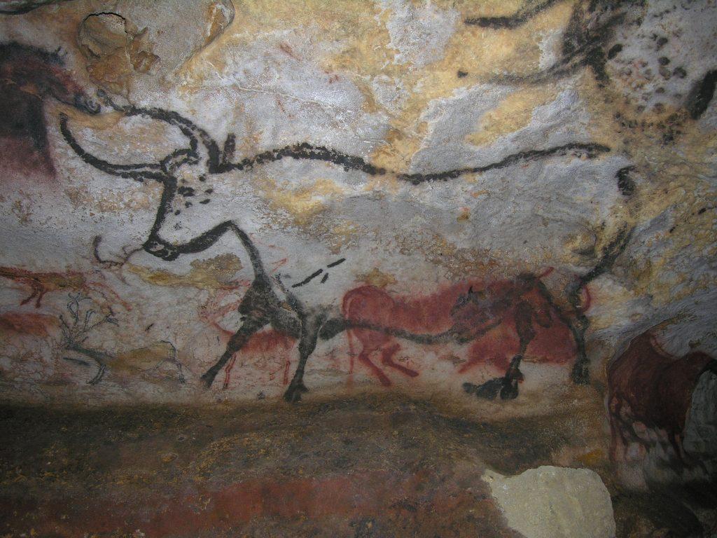 Grotte de Lascaux. Sites préhistoriques et grottes ornées de la vallée de la Vézère (France)