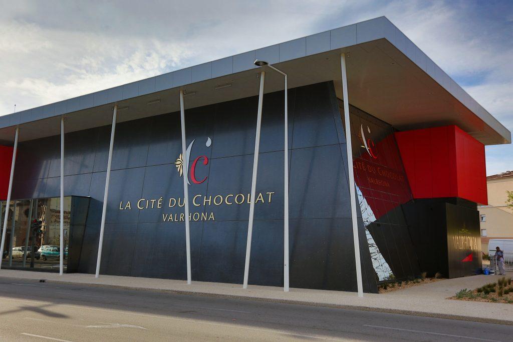 La Cité du Chocolat Valrhona par FlorianB26
