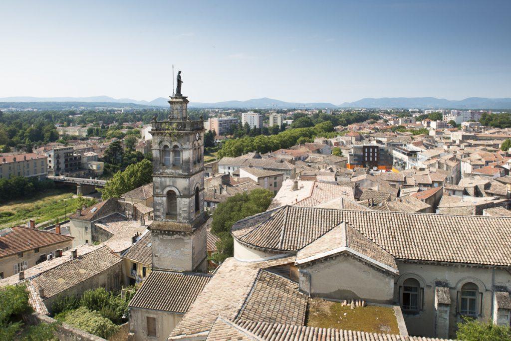 Chateau des Adhemar à Montélimar