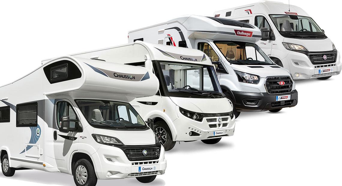 Camping-cars 2021