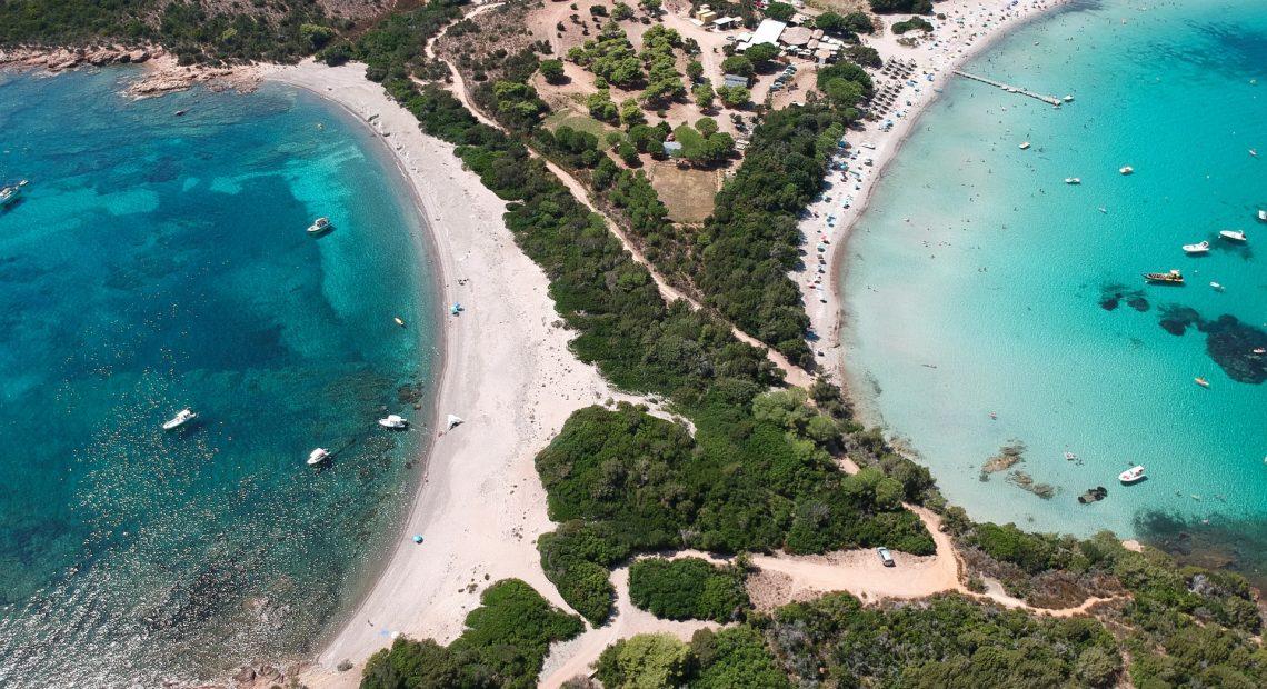 Baie de Sant'Amanza